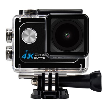 2017 Waterproof 40M Ultra HD 1080P 60fps Sports Camera 16MP 2.0 inch Video 4K Action Camera wifi with Accessories Kit Included