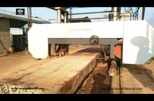 Top quality! large horizontal band saw mill / bandsaw