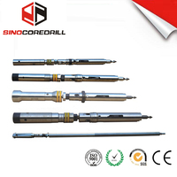 B/N/H/P Wire line Double Tube Head Assembly Core Barrels