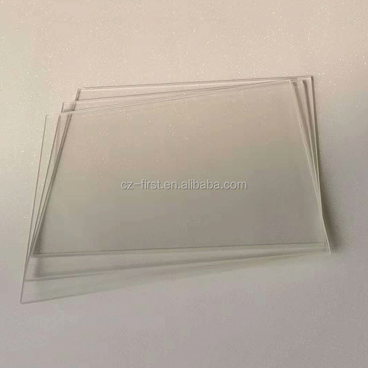 High Pressure Resistant Borosilicate Tempered Glass Sheet