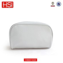 alibaba new products white leather fashion wholesale cosmetic bag