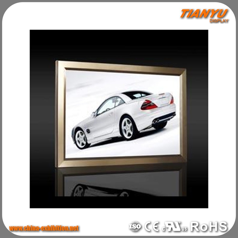 Hot sale aluminum snap digital poster frames