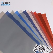 New design pvc laminated steel sheet with high quality
