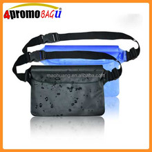 Waterproof Pouch Dry Bag Case with Waist Shoulder Strap Fanny Pack