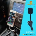 Car Charging Holder Car Phone Holder With Usb Charger For Smart Phones HC44H