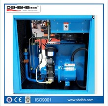 CE Approved AC Power 125hp Variable Frequency Permanent Magnet Screw Compressor