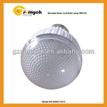 Popular product 3W e27/b22 led bulb from Guanzhou Sumyok Factory OS-L1203
