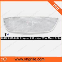Supply 2011-2014 Chrysler 200 Main Upper car front Mesh Grille for sale