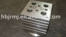 glass fillet mould for plastic window and door