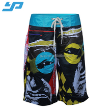 Wholesale breathable comfortable quick dry beach short custom mens boardshorts