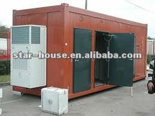 Prefabricated building for hotel/office/shop/apartment/villa