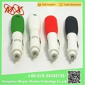High quality usb retractable car cell charger electric car chargers for mobiles usb car charger wiring diagram