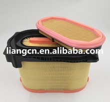 Factory wholesale Primary Oval Air Element with Lid air filter P3466687 p346688