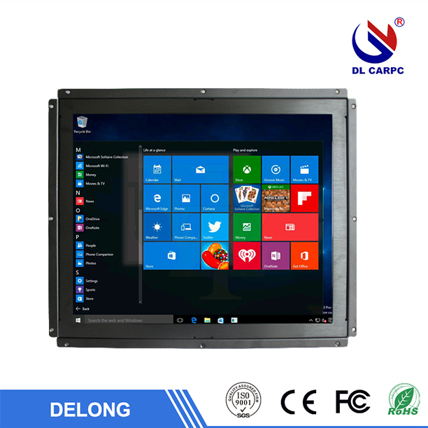 17-19 inch open frame computer touch screen lcd monitor