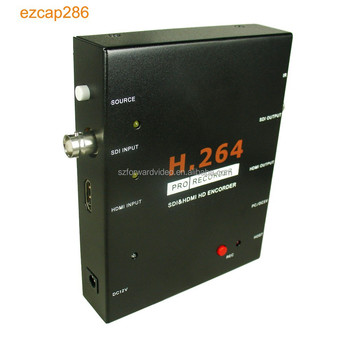 SDI AND HDMI HD VIDEO CAPTURE EZCAP286