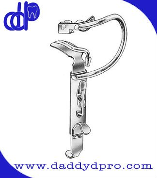Boyle Mouth Gag (ADULT) w/5 T/plates