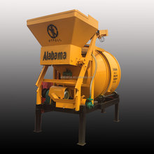 widely used in construction self loading concrete mixer machine