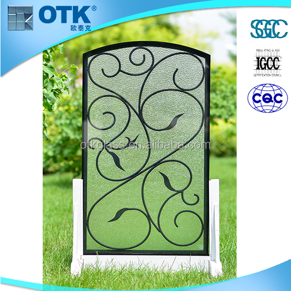 Doors & Windows products wholesale wrought iron window glass