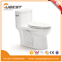 UPC/ CUPC toilet siphonic toilet one piece bathroom wc