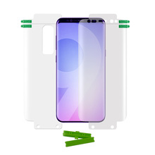 Gebogen Nano Edge Full Screen Edge TPU Screen Protector voor xiaomi oppo