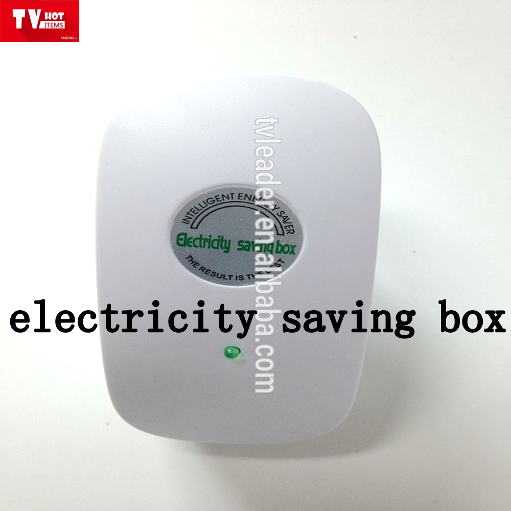 single phase electricity saving box tool different plug Electricity Saving Device