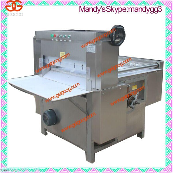 Frozen Beef/Mutton Roll Machine|Restaurant Mutton Slicing Machine|Frozen Beef Slice Cutting Machine
