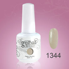 la fábrica de china de color uv de uñas de gel