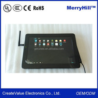 OEM 10 Inch Android 4.2 OS Allwinner A20 Dual Core Tablet With External WIFI 3G GPS Antenna