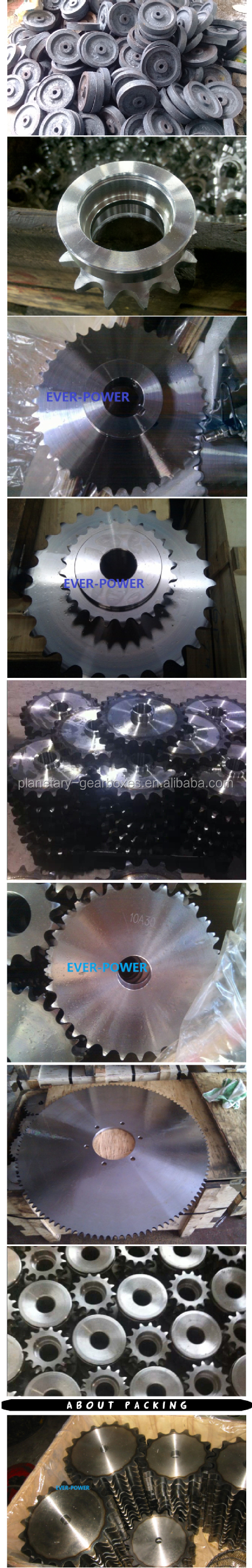 sprocket High quality chain/sprocket