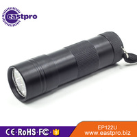 CE RoHS certification uv light for pet dog cat urine led uv torch