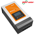 < MUST>mppt 12/24V 80A LCD display three phase solar charge controller