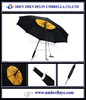Auto open HIGH-END GOLF umbrella funny golf accessories