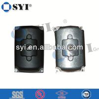 aluminum die casting compressor part - SYI group