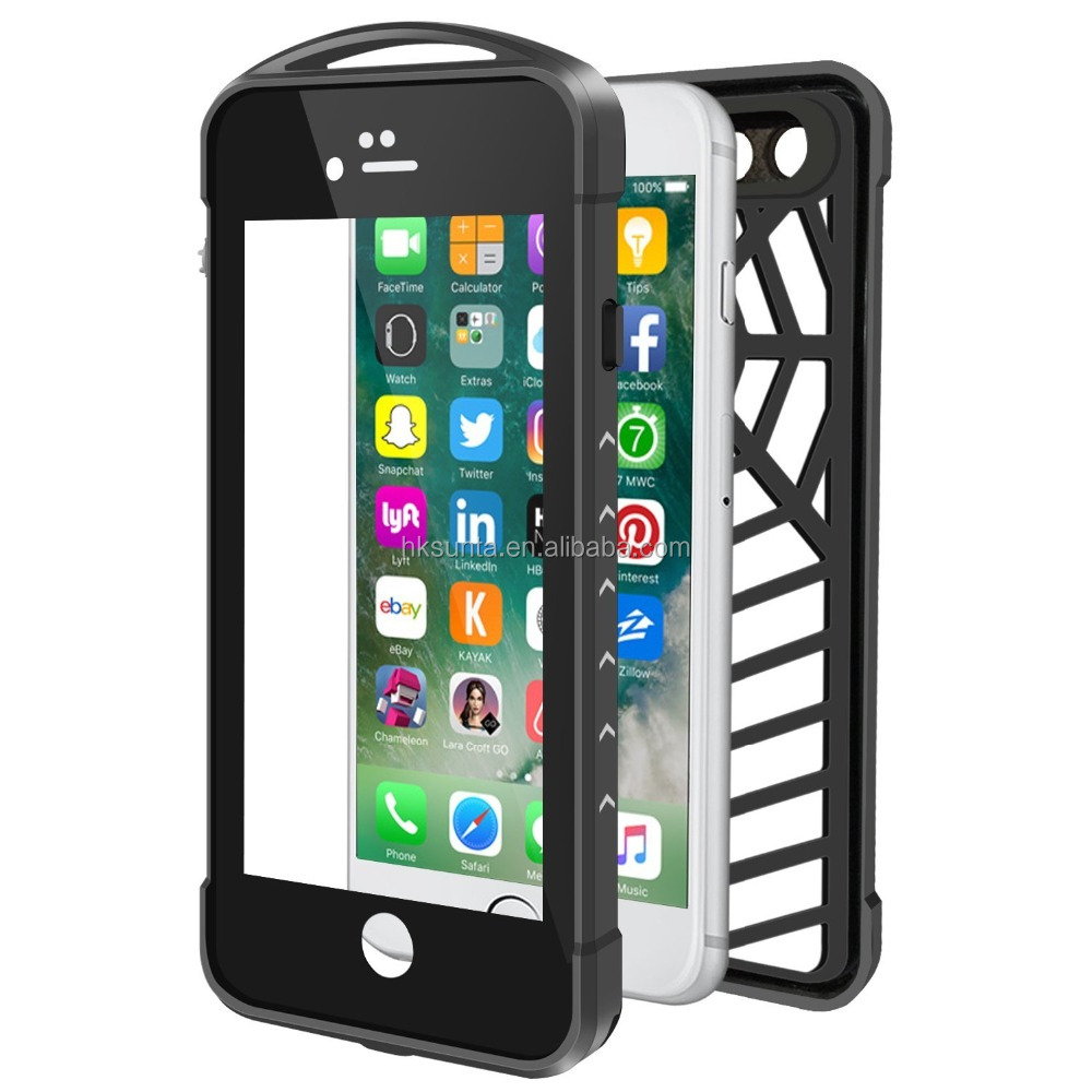 Waterproof Mobile Cell Phone Skin for iphone