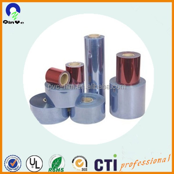 Plastic pvc sheet rolls/pvc rigid transparent film manufacturers