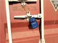 GPS Electronic Lock JT701 for container door monitoring and control