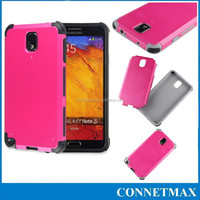 Shockproof Hard Armor Rugged TPU PC Combo Pack Case Cover for Samsung Galaxy Note 3