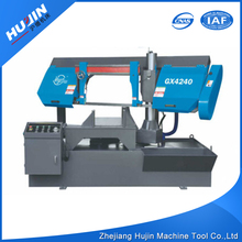 GX4240 Trustworthy China Supplier Large Rotary Digital Horzontal Band Sawing Machine