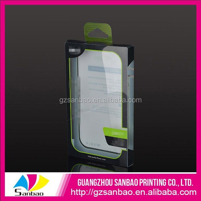 China Cheap Price Custom Fashionable Soft Packaging Cell Clear PET Mobile Phone Case Packaging