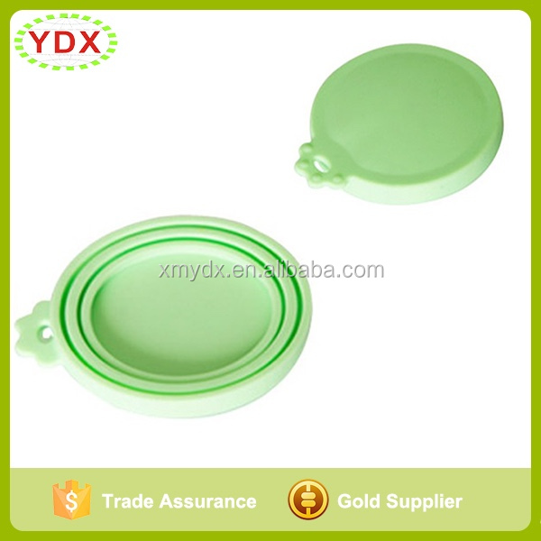 Wholesale Customized Multi-Diameter Easy Open Pet Can Cover Lid Silicone Pet Food Lid