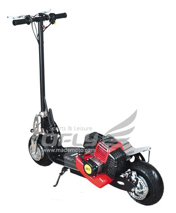 Christmas promotion low price small gas scooter