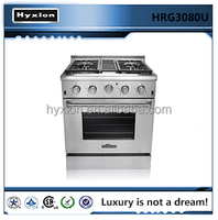 kitchen gas range freestanding gas cooker with gas oven and grill