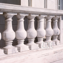 Hot Sale Outdoor stone balustrades and handrails