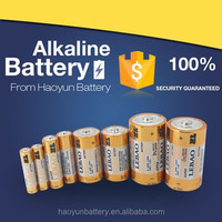 Alibaba Medium and High end Pro-Environment lr14 c aa aaa d 9v alkaline battery