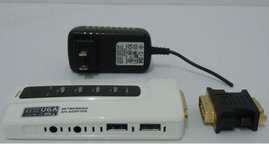 ZC-NVA10 Video Expansion Card Expand or Copy Host PC Desktop to Others Display Equipments