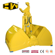 Excavator Bucket clamshell bucket 1M3 fit for all famous brands excavator