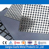 H32 5754 Aluminium Perforated Sheets For Ceiling Tiles