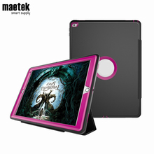 9.7 Smart Pc Back Cover Covers Shockproof Tablet Case For Ipad Air 2 For Apple