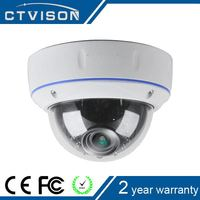 China supplier manufacture Best sell 2 mp dome ip camera