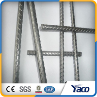 iron bar welded concrete reinforcing steel mesh deformed wire mesh (manufacturer)